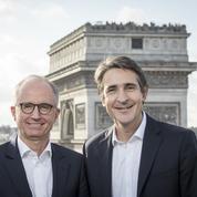 Patrice Caine et Philippe Vallée: «Nous créons un leader mondial de la sécurité numérique»