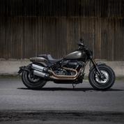 Harley-Davidson Softail Fat Bob 114, il était une fois la révolution
