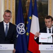 Emmanuel Macron juge «inacceptables» les critiques d'Assad contre la France
