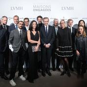 Le Dîner des Maisons engagées LVMH à la Fondation Louis Vuitton