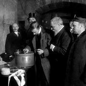 24 décembre 1907 : une curieuse «cérémonie d'enfouissement» dans les caves de l'Opéra