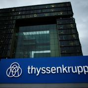 Feu vert d'IG Metall à la fusion de Thyssenkrupp et Tata Steel