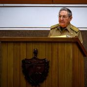 Raul Castro quittera la présidence de Cuba en avril 2018