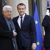 Emmanuel Macron rejette une reconnaissance de l'État de Palestine