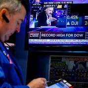 La réforme fiscale propulse le Dow Jones vers les 25.000 points