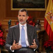 Catalogne: le roi d'Espagne appelle à la sérénité