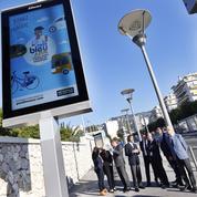 L'affichage digital s'installe peu à peu dans les centres-villes
