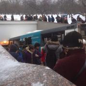 Un bus fonce dans la foule à Moscou, plusieurs morts