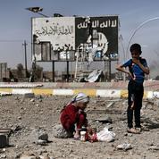 Trois enfants de djihadistes français de retour en France