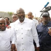 Liberia : George Weah aux portes du pouvoir