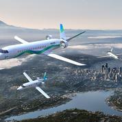 La bataille pour l'avion électrique a commencé