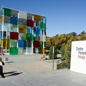 Malaga, Shanghaï, Bruxelles: le Centre Pompidou s'exporte dans le monde entier