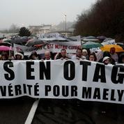 Une nouvelle marche blanche pour les quatre mois de la disparition de Maëlys