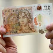 Le billet à l'effigie de Jane Austen crée une polémique littéraire et monétaire