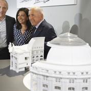 La mairie de Paris débourse 86millions d'euros pour le futur musée Pinault des Halles