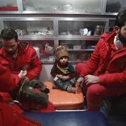 Syrie : évacuations au compte-goutte dans la Ghouta, assiégée par le régime