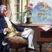 Mozart effeuillé