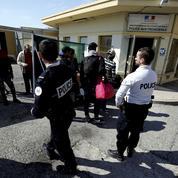 À Menton, les policiers aux frontières se font porter pâle