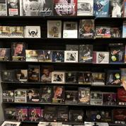 Des centaines de milliers d'albums de Johnny Hallyday vendus avant Noël