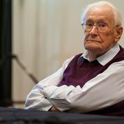À 96 ans, l'ancien «comptable d'Auschwitz» ira bien en prison
