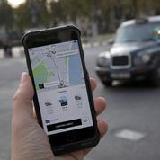 Le groupe japonais Softbank s'offre 15% d'Uber