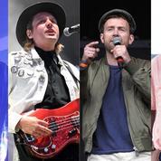 Arcade Fire, Daho, LCD Soundsystem, Hallyday... La bande-son de l'année 2017