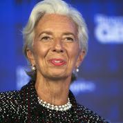 Lagarde : «la reprise économique est plus forte et mieux partagée»