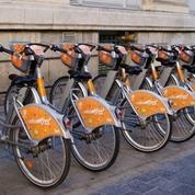 Avant leur arrivée à Paris, nous avons testé les vélos Smoove à Montpellier