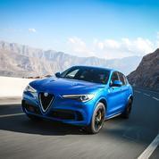 Alfa Romeo Stelvio Q : le trèfle revient sur la scène sportive