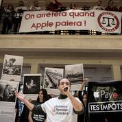 Apple riposte aux actions coup de poing d'Attac