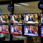 Macron veut faire contribuer les plateformes Internet au financement des médias