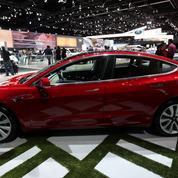 Tesla recule ses objectifs de production