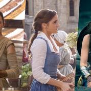 En 2017, Rey, Belle et Wonder Woman sont les trois super-héroïnes du box-office américain