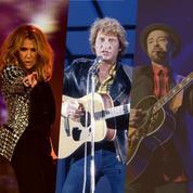 Johnny Hallyday, Franz Ferdinand, Muse... Une année 2018 sous le signe du rock