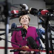 Angela Merkel ouvre «avec optimisme» les négociations pour former une majorité