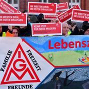 Salaires, semaine de 28 heures : les raisons du bras de fer social en Allemagne