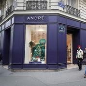 Spartoo rachète les chaussures André