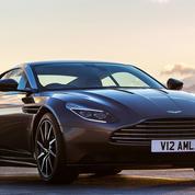 Aston Martin, la belle anglaise de James Bond, veut enflammer la City