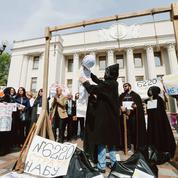 L'Ukraine tente d'enrayer le fléau de la corruption