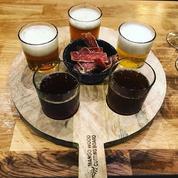 La Binouze, bières artisanales et nourritures dociles