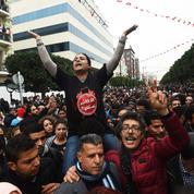 Tunisie: nouveaux heurts dans plusieurs villes du pays