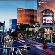 Las Vegas sur les chapeaux de roues