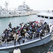 À Rome, la maîtrise des flux migratoires au cœur du Med 7