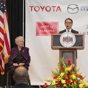 Toyota choisit l'Alabama pour sa nouvelle usine américaine