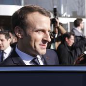 Sondage : l'année 2018 commence bien pour Emmanuel Macron
