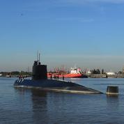 Le sous-marin argentin San Juan aurait implosé en 40 millisecondes