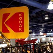 Kodak gagne 300% en Bourse avec l'annonce d'une cryptomonnaie