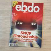 «Ebdo» fait le pari du newsmagazine pour tous