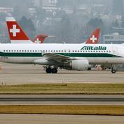 L'offre fantôme d'Air France-KLM sur Alitalia