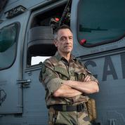 Amiral Isnard: «Nous recherchons les terroristes partout où ils se trouvent»